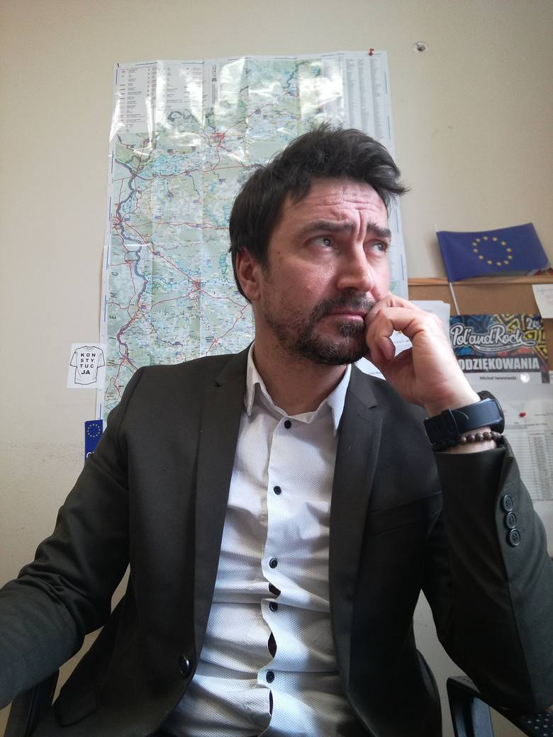 Michał Iwanowski, urzędnik z Zielonej Góry: Mieszkam na zielonogórskiej starówce, przy deptaku, nad którym zawsze unosił się gwar rozmów, przewijali