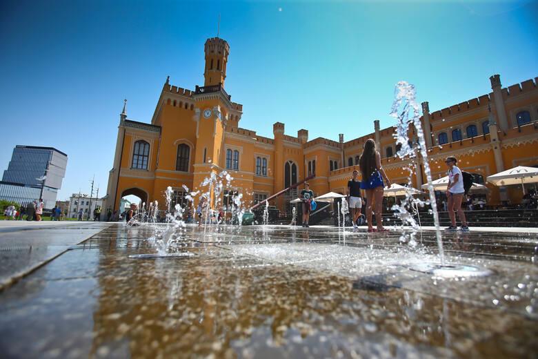 Dolny Śląsk należy do jednych z najbardziej gorących regionów w całej Polsce, a Wrocław często bije rekordy temperatur. W minioną sobotę - 19 czerwca