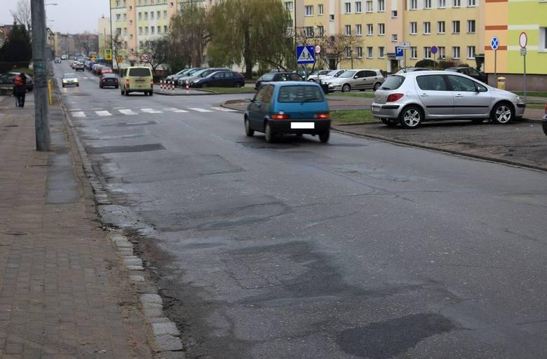 Jedną z planowanych na 2016 r. inwestycji jest przebudowa ul. Kalinkowej.