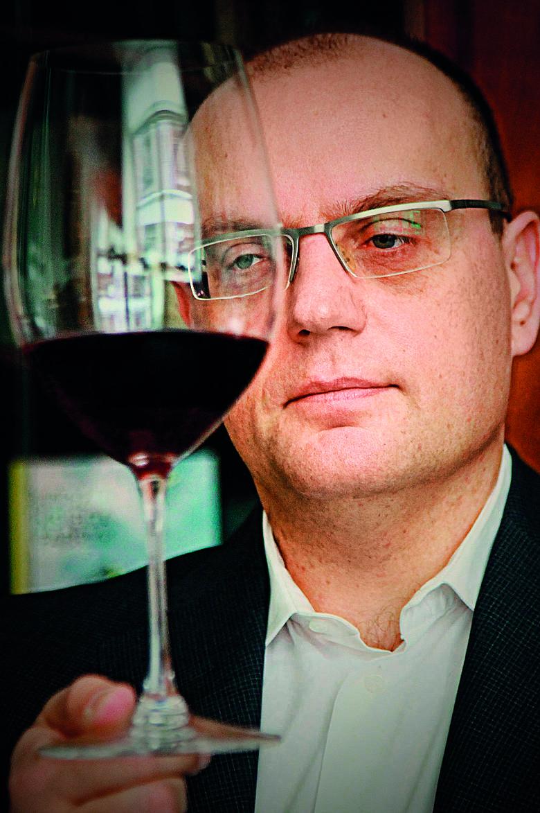 Wino trzeba szanować, nie wolno pić za dużo i za szybko