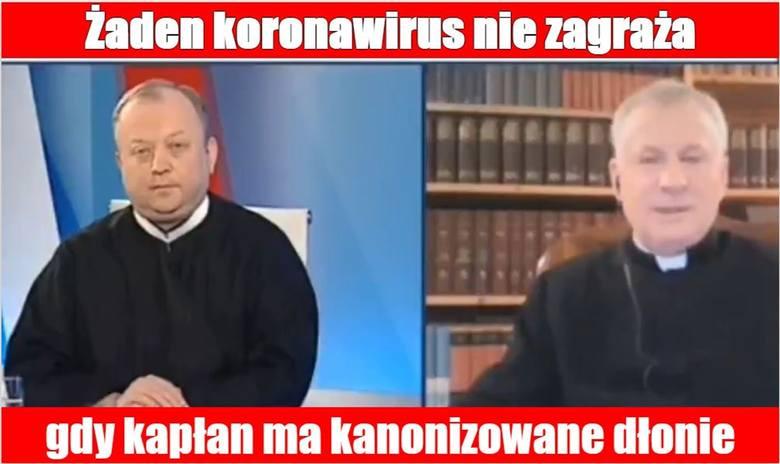 Kościoły otwarte w WielkanocNa antenie telewizji Trwam ks. prof. Tadeusz Guz z zapewniał widzów, że uczestnictwo we mszy świętej wcale nie jest niebezpieczeństwem.