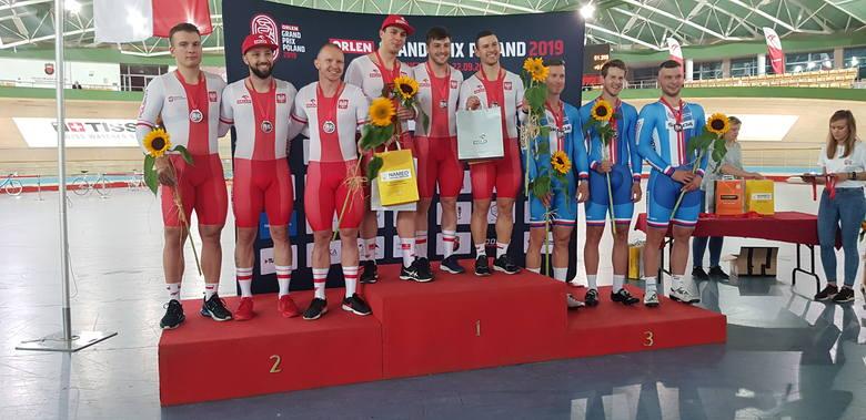 Takie jubileusze lubimy! Kolarze Stali Grudziądz w tym sezonie wywalczyli swój tysięczny medal mistrzostw Polski. Ten pierwszy doskonale pamięta prezes