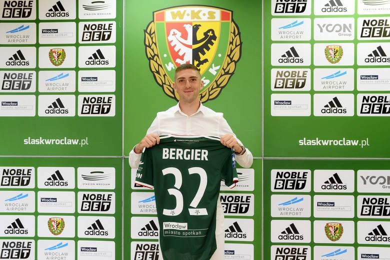 Sebastian Bergier z nowym kontraktem