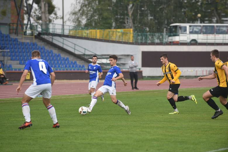 Pomorzanin Toruń po raz pierwszy w tym sezonie przegrał mecz grany przed własną publicznością. W niedzielne południe torunianie ulegli Sparcie Brodnica