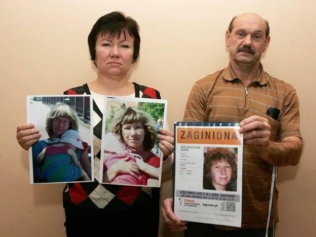 Rodzice zaginionej nie ustawali w poszukiwaniach swojej córki