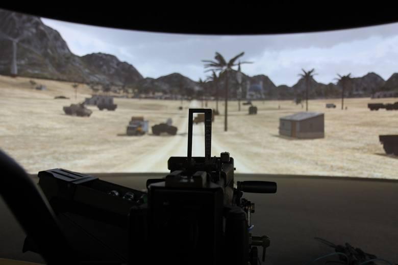 Supersymulator żołnierza, Chińczycy na Bałtyku, radar dla Tarczy (wideo)