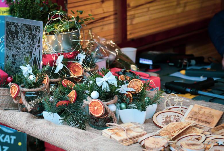 Szczeciński Targ Świąteczny. Zobaczcie, co można znaleźć na stoiskach