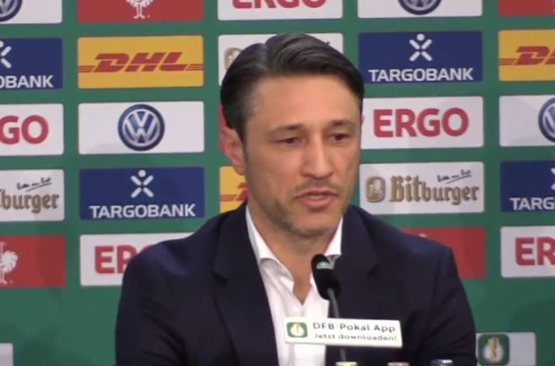 Finał Pucharu Niemiec. Kovac: To spotkanie nie ma faworyta. Zapowiada się otwarty, intensywny mecz