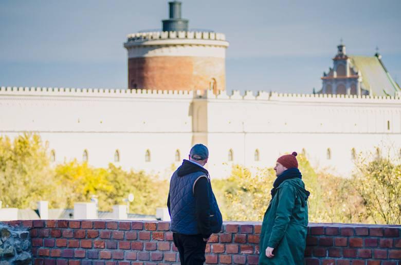 Kamera lubi Lublin, w tym miejscu stare zderza się z nowym