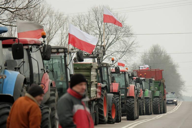 Rolnicy zapowiadają protesty w całej Polsce. Będą blokować m.in. krajową ósemkę
