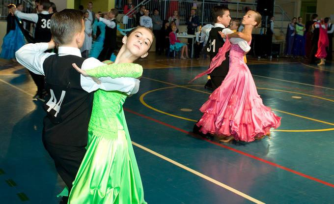 W Świeciu zatańczyły pary z całej Polski