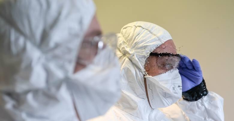 Nowy przypadek zakażenia w województwie podlaskim. Choruje już 378 osób