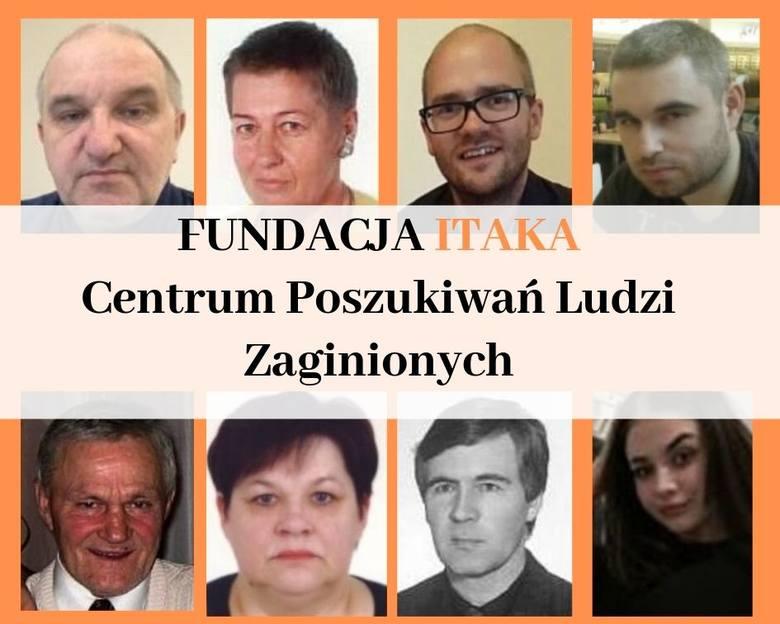 Masz informacje, które pomogą ustalić miejsce pobytu tych osób poszukiwanych? Skontaktuj się z fundacją Itaka i przekaż anonimowo, co wiesz.