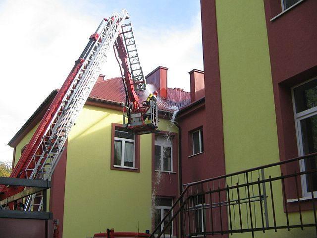 13 października 2016 roku na obiekcie szpitala Samodzielnego Publicznego Zakładu Opieki Zdrowotnej w Dąbrowie Białostockiej przeprowadzono ćwiczenia