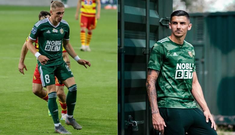 O rewolucji możemy napisać w przypadku Śląska Wrocław. Firma Adidas przygotowała koszulkę nawiązującą do wojskowych korzeni klubu. Zamiast zielonej (jak
