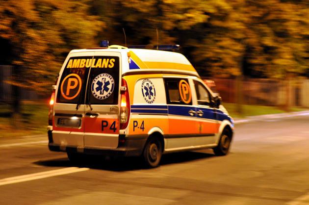 Do wypadku doszło na ul. Sienkiewicza
