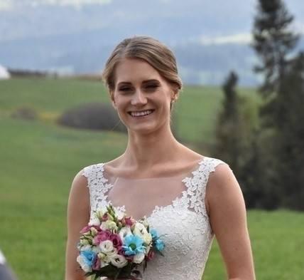 Marta Kubacka, żona Dawida. Para pod koniec grudnia 2020 doczekała się pierwszego dziecka - na świat przyszła córeczka Zuzanna. W młodości trenowała