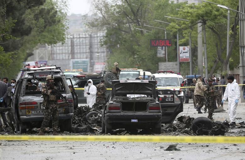 Afganistan: Atak na konwój wojskowy NATO. Zginęło 8 osób