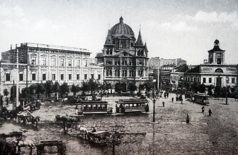Plac Wolności: Symbol Łodzi, na którym kiedyś był targ, będzie przebudowany