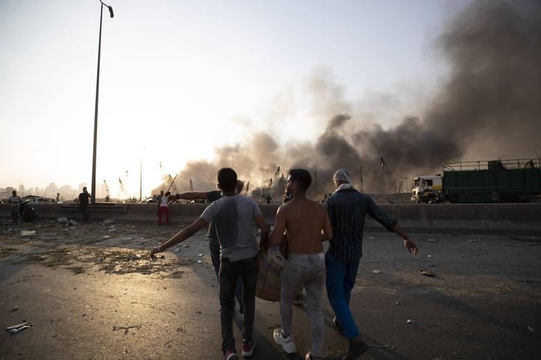 Bejrut, stolica Libanu. Zobacz zdjęcia ze środka stolicy oraz jak wyglada obecnie miasto po wybuchu.