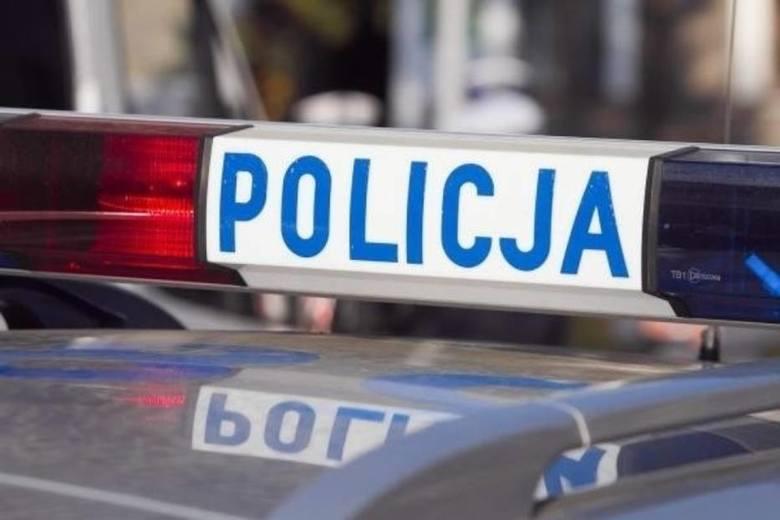 Warszkowo - Sławno: Potrącenie rowerzystki z amfetaminą w tle. Policja zatrzymała 27-latkę