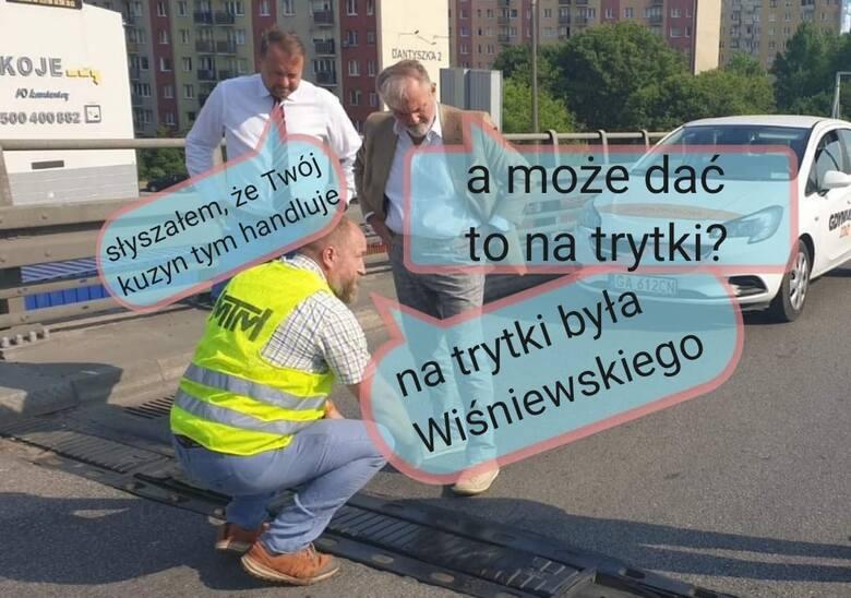 Memy o Estakadzie Kwiatkowskiego w Gdyni!
