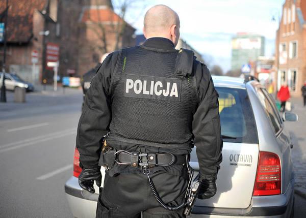 Policjanci skopali człowieka bez żadnego powodu