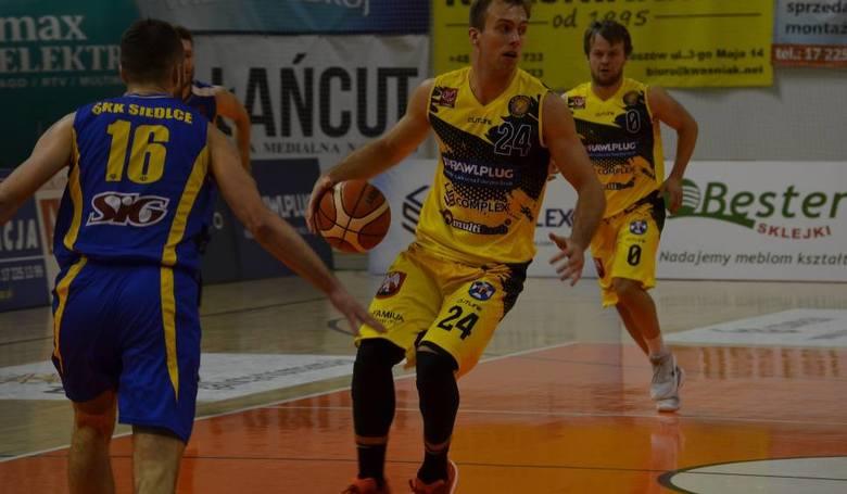 Koszykarzom Sokoła nie udało się awansować do finału