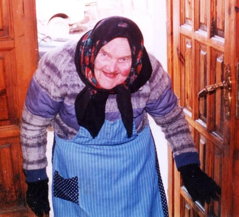 Katarzyna Wawro właśnie kończy... 100 lat!