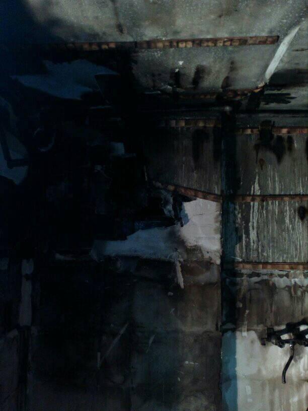 Pożar w Czyżewie