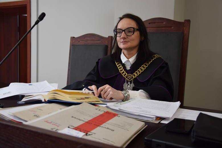 Sędzia Monika Bogusławska wyda wyrok już za dwa tygodnie