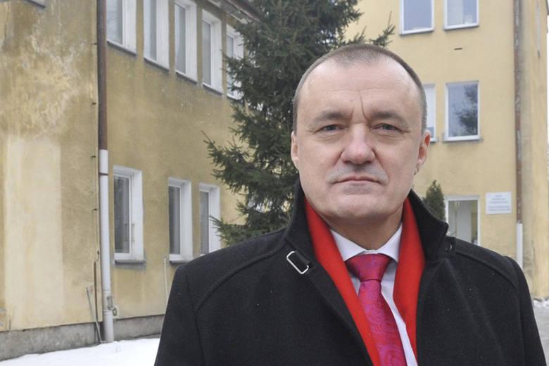 Witold Wiśniewski rezygnuje z funkcji dyrektora naczelnego szpitala przy ul. Szopena w Rzeszowie.