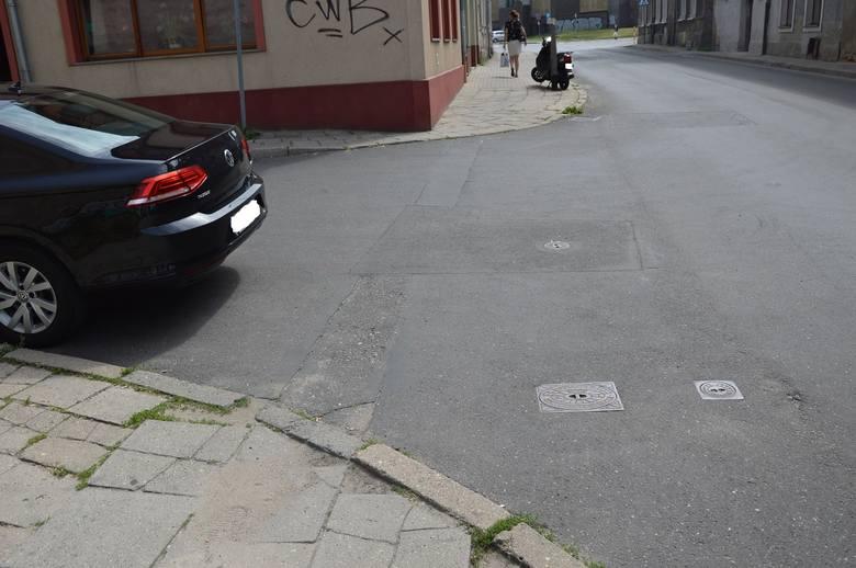 autodrań, Zielona Góra