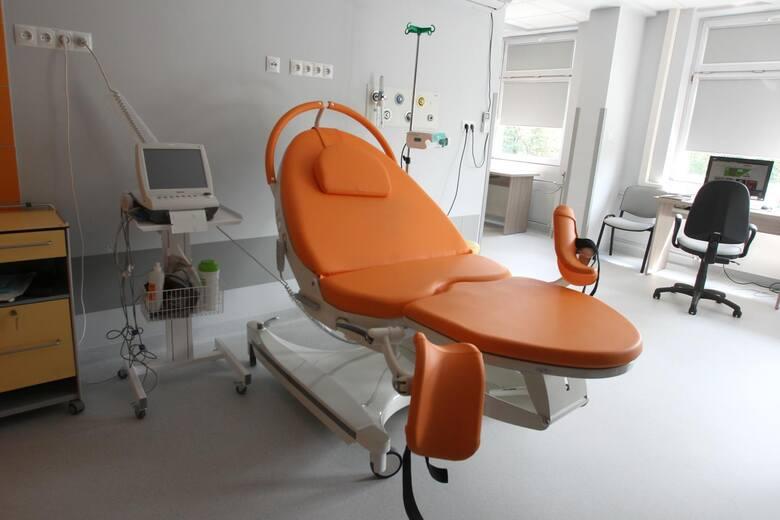 W 2018 roku Szpital Miejski w Rzeszowie zyskał nowy trakt porodowy