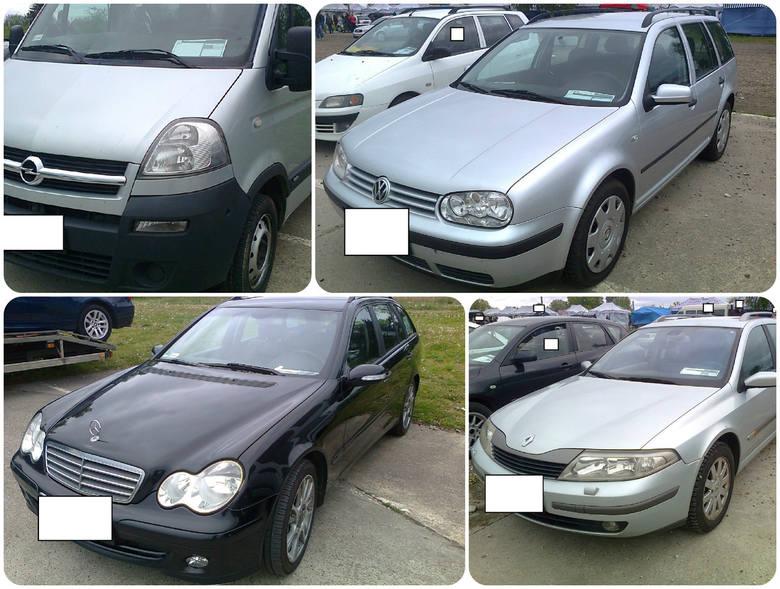 Ceny aut używanych na gorzowskiej giełdzie.