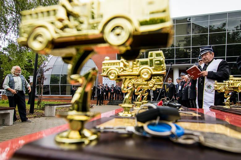 W Solcu Kujawskim odbyły się Wojewódzkie Obchody Dnia Strażaka. Tym razem świętowali przedstawiciele Ochotniczej Straży Pożarnej.Gościem na IV Zjeździe