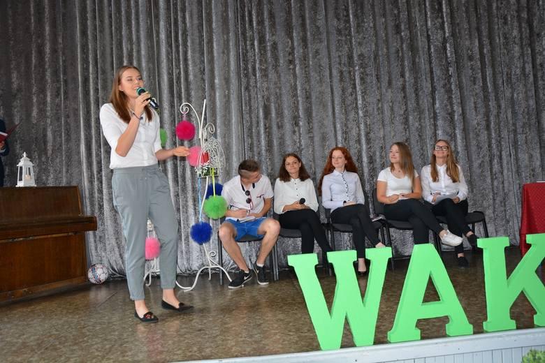 Galę zorganizowano w Zespole Szkół Ponadgmnazjalnych nr 1 w Kluczborku