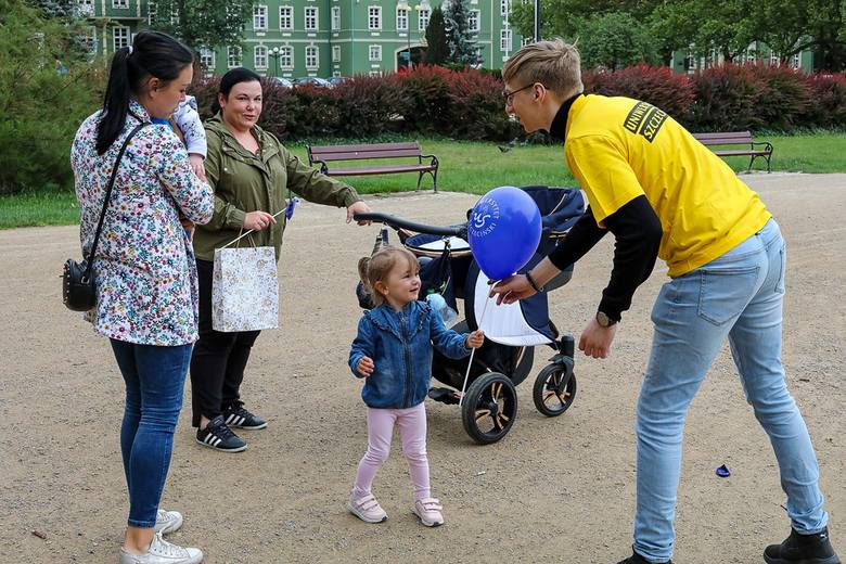 Studenci zachęcają do rozpoczęcia nauki na Uniwersytecie Szczecińskim