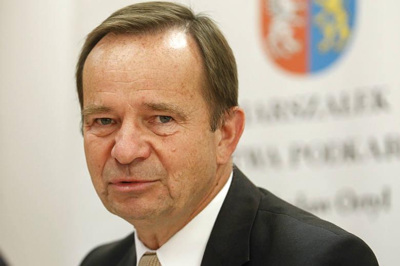ZOBACZ: Władysław Ortyl komentuje wybory do Sejmiku Województw Podkarpackiego