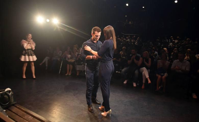 Zaręczyny w teatrze...