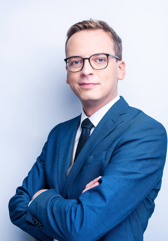 Łukasz Blichewicz, prezes zarządu Assay