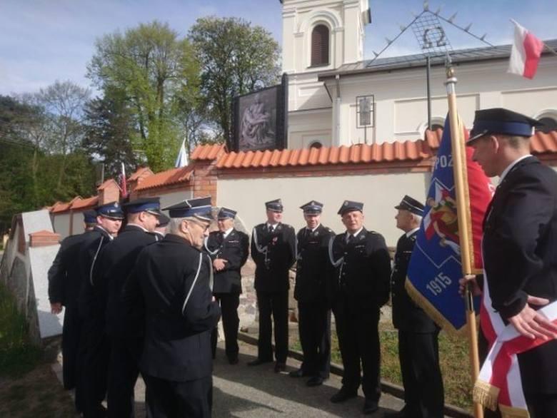 """Strażacy z OSP Oleszno w gminie Wielgie są drudzy w województwie. """"Dziękujemy za każdy głos"""""""