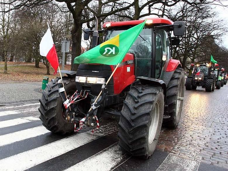 26 lutego rolnicy będą blokować drogi w całym kraju.