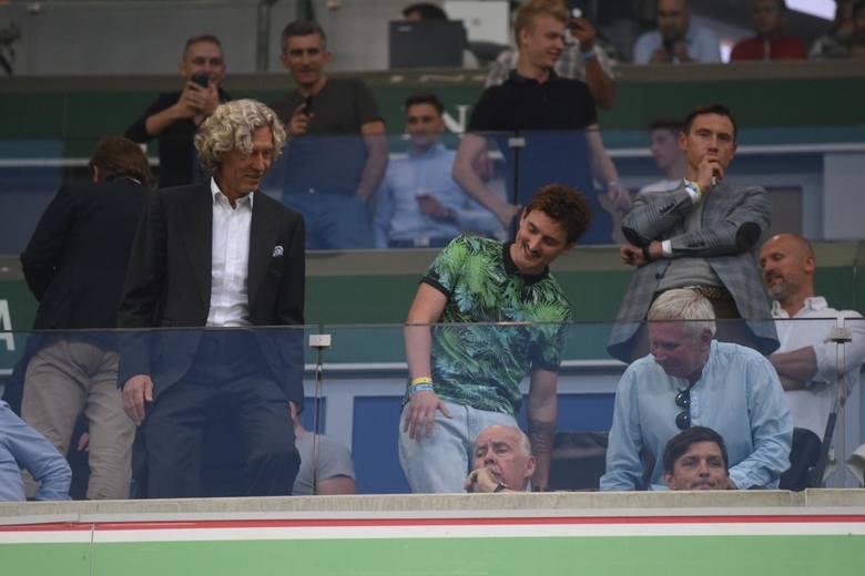Kibice na meczu Legia - Rangers! Znajdź siebie na zdjęciach! [GALERIA]