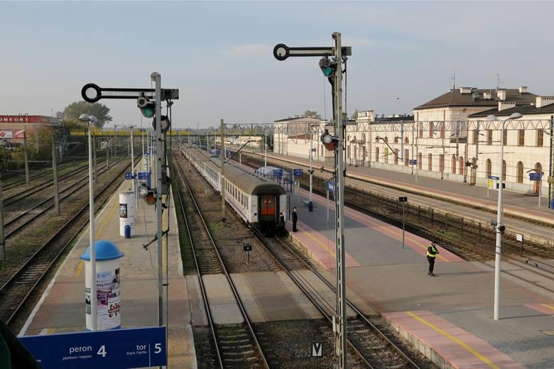 Będzie ponowna ocena ofert w przetargu na budowę 71 km odcinka Czyżew-Białystok międzynarodowej trasy kolejowej Rail Baltica.