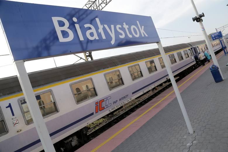 Będzie ponowna ocena ofert w przetargu na budowę 71 km odcinka Czyżew-Białystok międzynarodowej trasy kolejowej Rail Baltica