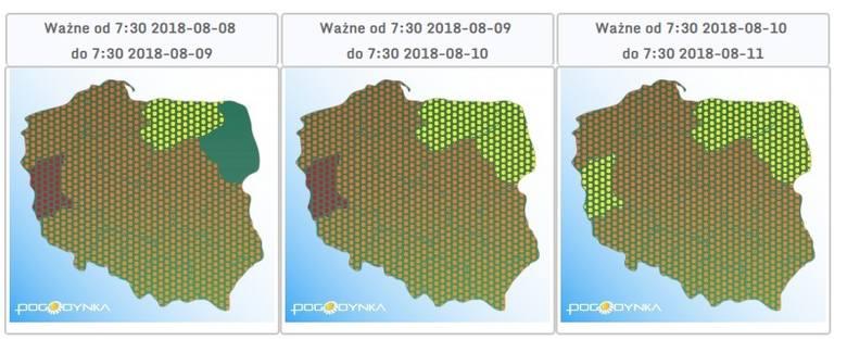 Upały W Polsce 2018 Do Kiedy Upały Imgw Ostrzega Prognoza Pogody