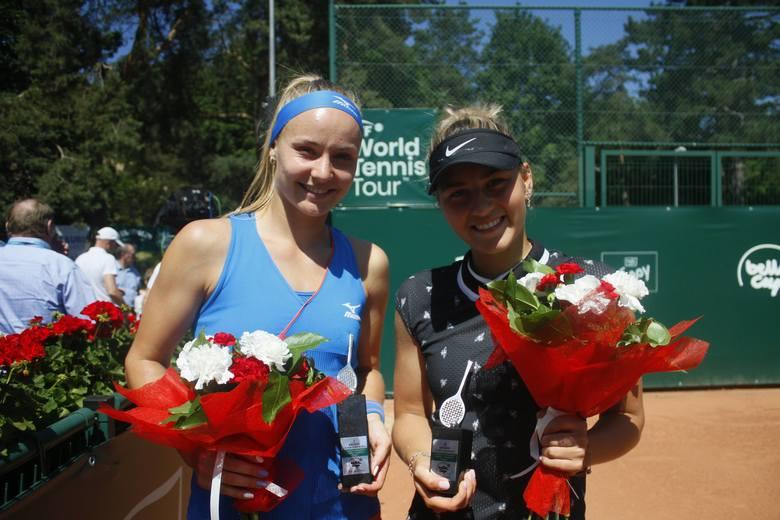 Rebecca Sramkova wygrała finał 25. Międzynarodowego Turnieju Tenisowego Kobiet Bella Cup 2019. Decydujące spotkanie było dość jednostronne - Słowaczka