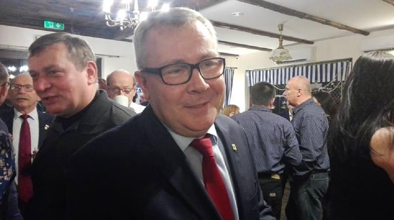 Jacek Milewski - kandydat na prezydenta Nowej Soli.