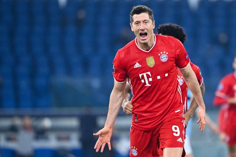 Robert Lewandowski na kolejkę przed zakończeniem sezonu Bundesligi wyrównał rekord legendarnego Gerda Muellera (40 bramek). Nie tylko napastnik Bayernu
